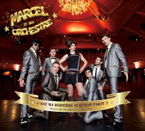 Un peu d'histoire - Marcel et son orchestre