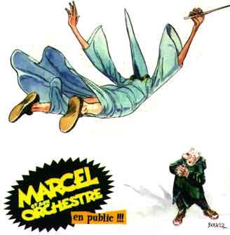Décembre 1999Marcel et son orchestre en public !!!