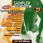 Sampler Rock Sound n° 27